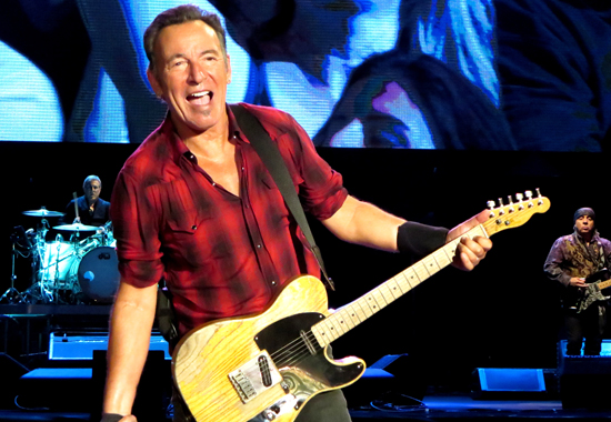 bruce springsteen like a killer in the sun selected lyrics 1972 2017